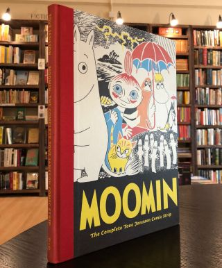 Moomin Book One: The Complete Tove Jansson Comic Strip. Tove Jansson