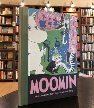 Moomin Book Two: The Complete Tove Jansson Comic Strip. Tove Jansson