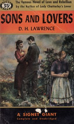 Sons and Lovers. D H. Lawrence.
