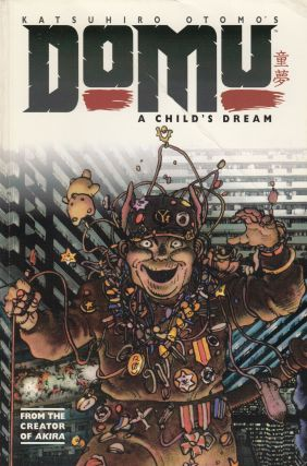 Domu: A Child's Dream. Katshuhiro Otomo
