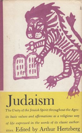 Judaism (Great Religions of Modern Man). Arthur Hertzberg.