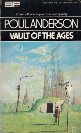 Vault of the Ages. Poul Anderson
