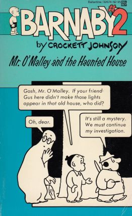 Barnaby #2: Mr. O'Malley and the Haunted House. Crockett Johnson