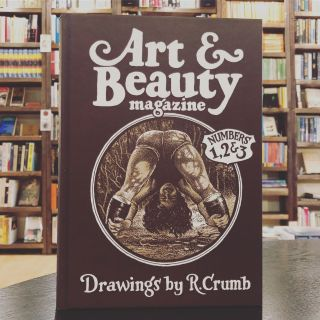 Art & Beauty Magazine (Numbers 1, 2 & 3). Robert Crumb