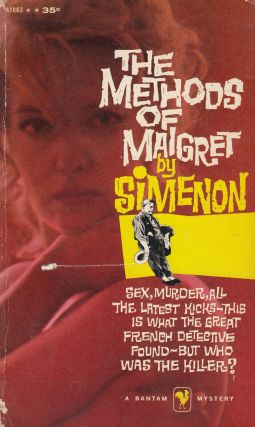 The Methods of Maigret. Georges Simenon