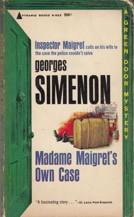 Madame Maigret's Own Case. Georges Simenon