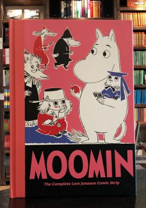 Moomin Book Five: The Complete Lars Jansson Comic Strip. Lars Jansson