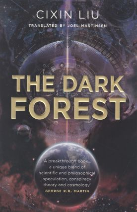 The Dark Forest. Joel Martinsen Cixin Liu, tr.