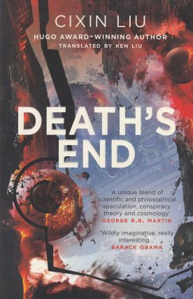 Death's End. Ken Liu Cixin Liu, tr.