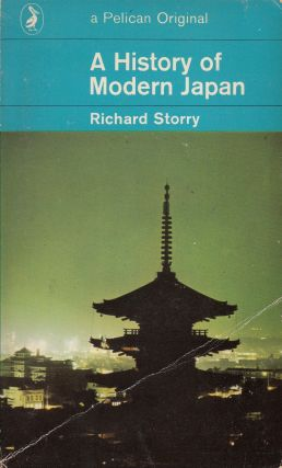 A History of Modern Japan (Pelican Original). Richard Storry.