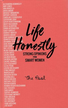 Life Honestly: Strong Opinions From Smart Women. The Pool.