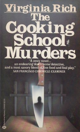 The Cooking School Murders. Virginia Rich
