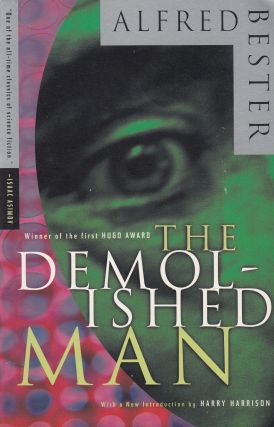 The Demolished Man. Alfred Bester.