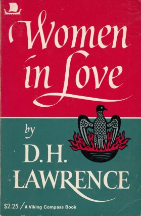 Women in Love. D H. Lawrence