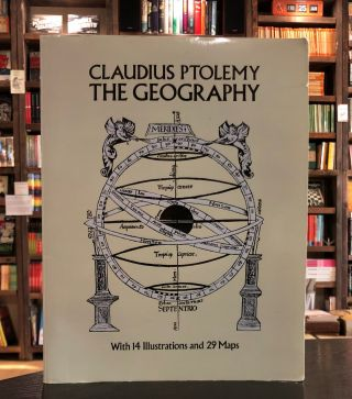 The Geography. Claudius Ptolemy.