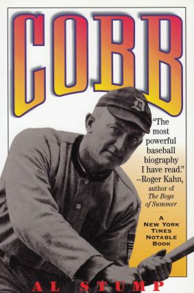 Cobb:A Biography. Al Stump