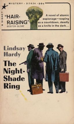 The Nightshade Ring. Lindsay Hardy