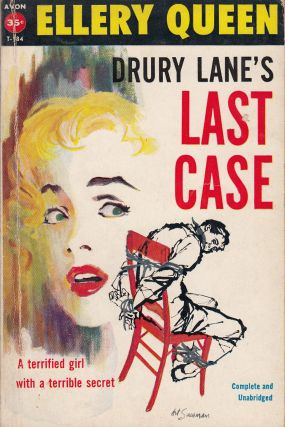 Drury Lane's Last Case. Ellery Queen