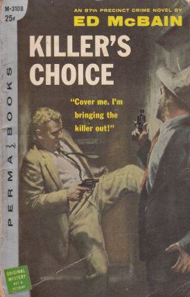 Killer's Choice. Ed McBain