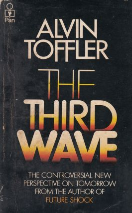 The Third Wave. Alvin Toffler.