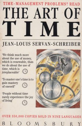 The Art of Time. Franklin Philip Jean-Louis Servan-Schreiber, tr
