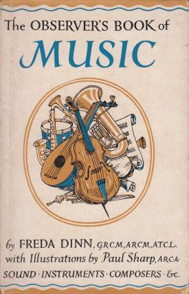 The Observer's Book of Music. Freda Dinn