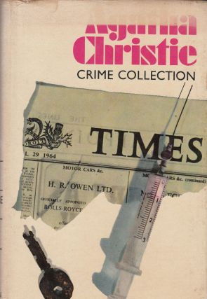 Crime Collection: 4.50 From Paddington - Lord Edgware Dies Murder in Mesopotamia. Agatha Christie